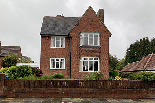 Detached House in Preston
